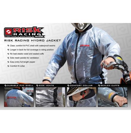 Hydro Rain Jacket Risk Racing