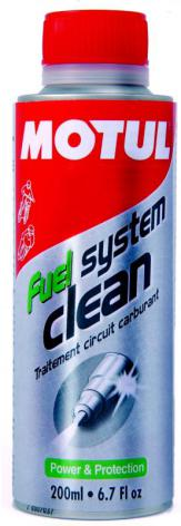 Motul Fuel Clean 200ml