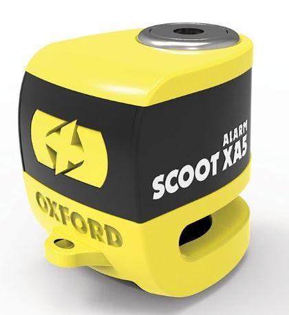 Oxford Scooter XA5 Larm