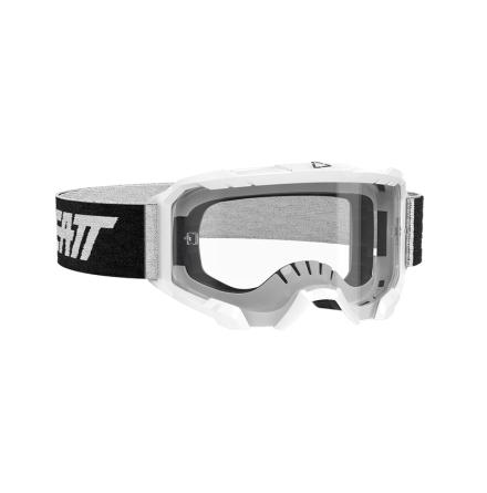 Leatt Goggle Velocity 4.5 Vit/Klar 83%