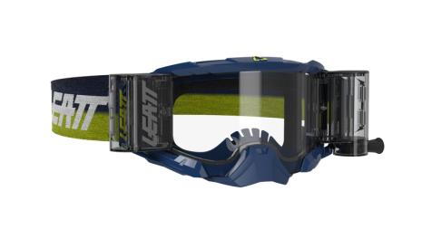 Leatt Goggle Velocity 5.5 Roll-off Ink /Klar 83%