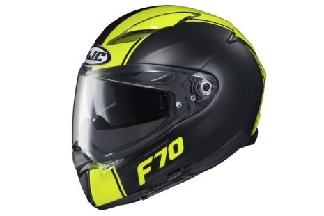 HJC F70 Sport touring integral